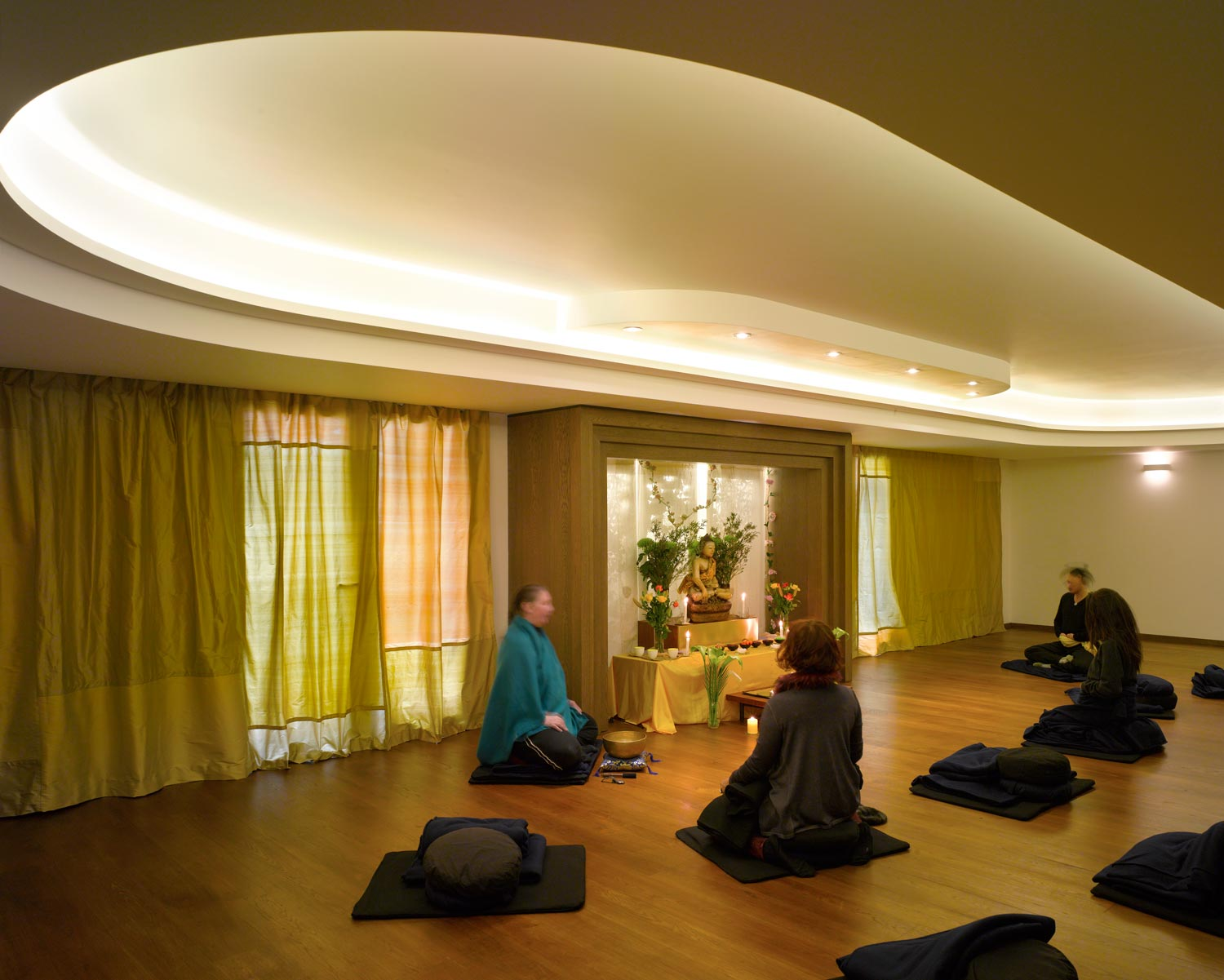 The West London Buddhist Centre, London